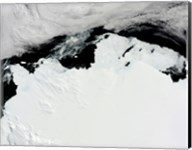 The Queen Mary Coast of Antarctica Fine-Art Print