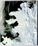 Wilkins Sound, Antarctica Fine-Art Print
