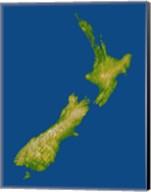 New Zealand Fine-Art Print