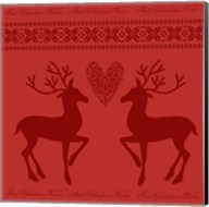 Christmas Red Fine-Art Print