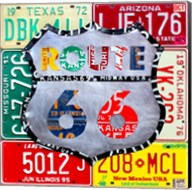Route 66 Edition 3 Fine-Art Print