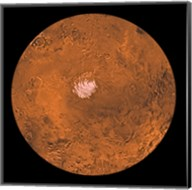 Mare Australe Region of Mars Fine-Art Print