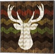 Southwest Lodge - Deer II Fine-Art Print