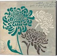 Chrysanthemums I Fine-Art Print