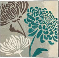 Chrysanthemums II Fine-Art Print