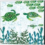 Turtles Fine-Art Print