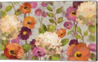 Hydrangeas and Anemones Fine-Art Print