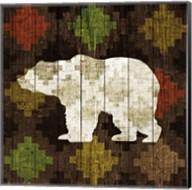 Southwest Lodge - Bear Fine-Art Print