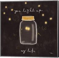 Firefly Glow I Fine-Art Print