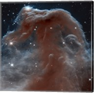 Hubble Sees a Horsehead of a Different Color Fine-Art Print