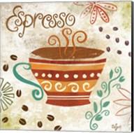 Colorful Coffee III Fine-Art Print