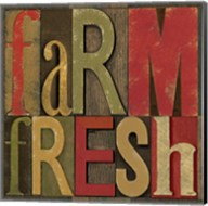 Printers Block Farm To Table IV Fine-Art Print