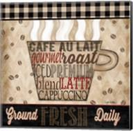 Premium Coffee I Fine-Art Print