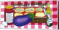 Eggplant Parmesan Fine-Art Print