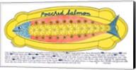 Poached Salmon Fine-Art Print