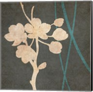 Gray Baige Silhouette Fine-Art Print
