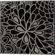 Stencil Floral III Fine-Art Print