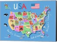 USA Fine-Art Print