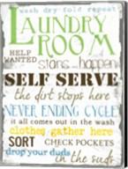 Laundry Room 2 Fine-Art Print