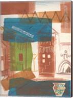 Sedona Town Fine-Art Print