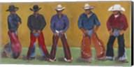 Western Cowboys Fine-Art Print