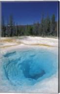Morning Glory Pool, Yellowstone National Park, Wyoming Fine-Art Print