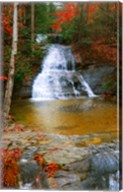 Water Fall Fine-Art Print