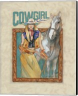 Cowgirl Chic Fine-Art Print