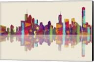 Brisbane Qld Skyline 1 Fine-Art Print