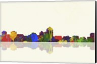 Albuquerque New Mexico Skyline 1 Fine-Art Print