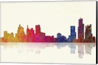 Boston Massachusetts Skyline 1 Fine-Art Print