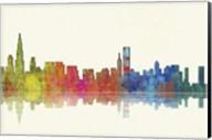 Chicago Illinios Skyline 1 Fine-Art Print