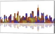 Chicago Illinois Skyline 2 Fine-Art Print