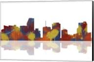 Miami Florida Skyline 1 Fine-Art Print