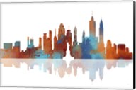 New York New York Skyline 1 Fine-Art Print