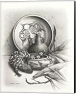Night of the Gila Monster Fine-Art Print