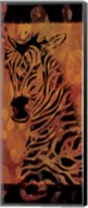 Tie Dye Safari II Fine-Art Print