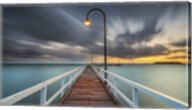 Lagoon Pier 2 Fine-Art Print