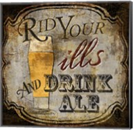 Ale for the Ills Fine-Art Print