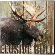 Open Season Moose Fine-Art Print
