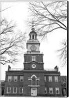 Independence Hall (Center) Fine-Art Print