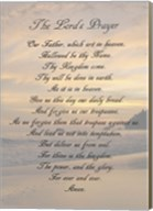 The Lord's Prayer - Sunset Fine-Art Print