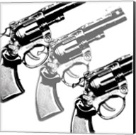 Bang, bang Fine-Art Print