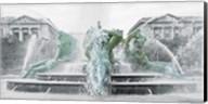 Fountain (b/w) Fine-Art Print