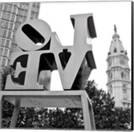 Love from Behind (b/w) Fine-Art Print