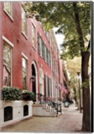 Delancy Street (vertical) Fine-Art Print