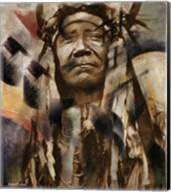 Two Moons - Cheyenne Fine-Art Print