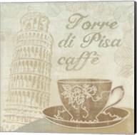 Caffe Pisa Fine-Art Print