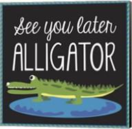 Alligator Fine-Art Print