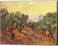 The Olive Trees, c.1889 Fine-Art Print